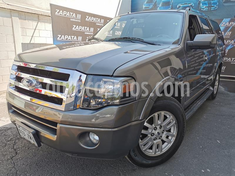 Ford Expedition Limited 4x2 usado (2012) color Gris Nocturno precio $250,000