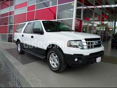 Ford Expedition XL 4x2 MAX usado (2015) color Blanco precio $399,000