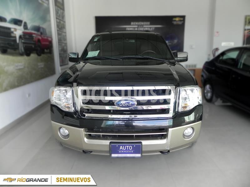 Ford Expedition King Ranch 4x2 usado (2014) color Negro precio $275,000
