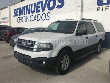 Foto Ford Expedition XL 4x2 MAX usado (2016) color Blanco precio $380,000