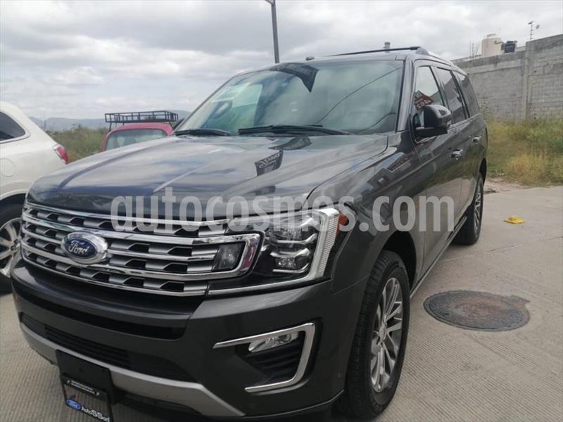 Ford Expedition Limited 4x2 usado (2018) color Gris precio $755,000