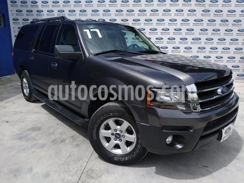 Ford Expedition XL MAX 4X2 usado (2017) color Gris precio $440,000
