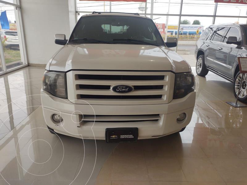 Foto Ford Expedition Limited 4x2 usado (2010) color Blanco precio $230,000