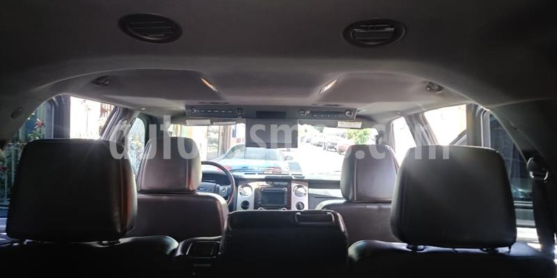 Ford Expedition Limited 4x2 MAX usado (2010) color Negro precio $210,000