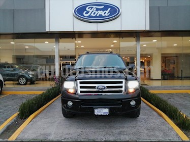 Ford Expedition Limited 4x2 usado (2013) color Negro precio $269,000