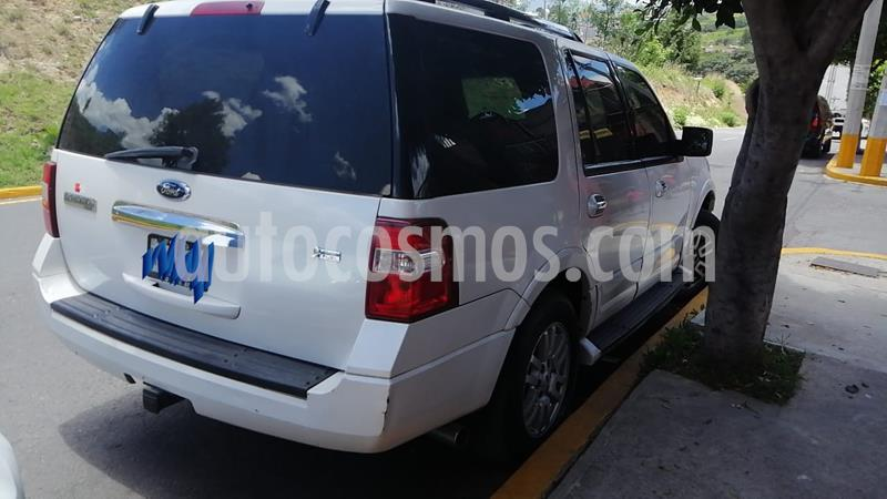 Ford Expedition Limited 4x2 MAX usado (2010) color Blanco precio $129,000