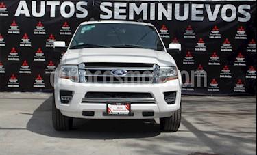 Ford Expedition Limited 4x2 usado (2016) color Blanco Platinado precio $453,000