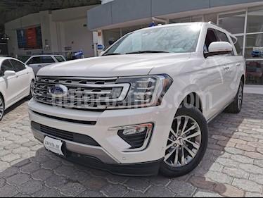 Ford Expedition Limited 4x4 MAX usado (2018) color Blanco Oxford precio $829,000