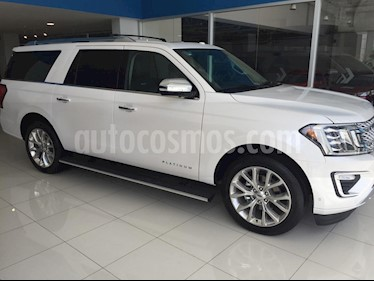 foto Ford Expedition Platinum 4x4 nuevo color Blanco Platinado precio $1,373,100