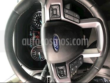 Foto venta Auto usado Ford Expedition PLATINUM 4X4 (2018) color Azul precio $990,000