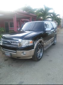 Ford Expedition XLT Auto. 4x4 usado (2007) color Negro precio u$s7.000