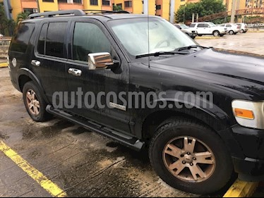 Foto venta carro Usado Ford Explorer 3.5L Limited 4x4 (2008) color Azul