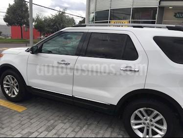 Foto venta Auto usado Ford Explorer 3.5L XLT 4x4 (2015) color Blanco precio u$s35.900