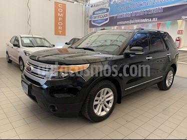 Foto Ford Explorer 5 PTS. XLT, V6, TA, F. NIEBLA usado (2014) color Negro precio $298,000