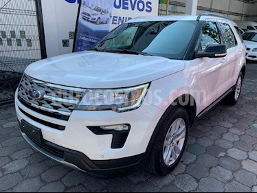 Foto venta Auto usado Ford Explorer 5 PTS. XLT, V6, TA (2018) precio $584,900