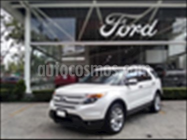 Foto Ford Explorer 5P LIMITED 4WD V6/3.5 AUT usado (2014) color Blanco precio $320,000