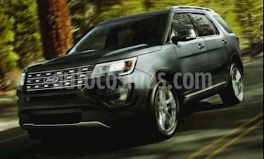 Foto Ford Explorer 5P LIMITED V6 TA CLIMATRONIC PIEL CAMARA REVERSA  usado (2016) color Negro precio $455,000