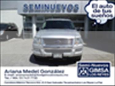 Ford Explorer 5P XLT V6 4X2 TELA BASE 4X2 usado (2010) color Plata precio $145,000