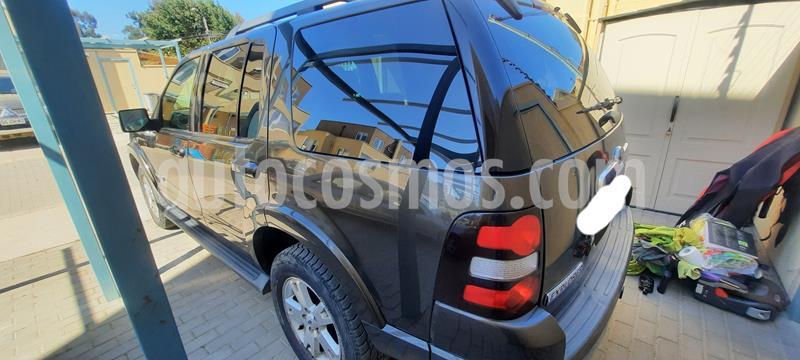 Ford Explorer 4.0L XLT 4x2 usado (2009) color Verde precio $6.500.000