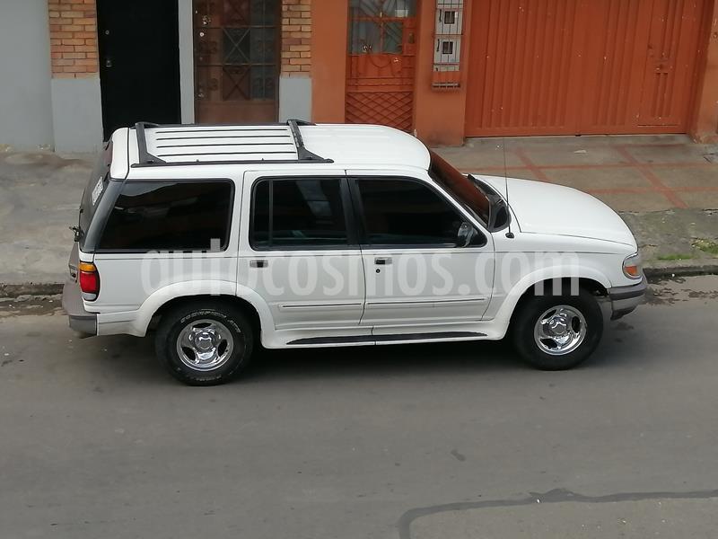 Ford Explorer XLT 4L 4X4 AT usado (1997) color Blanco precio $14.500.000