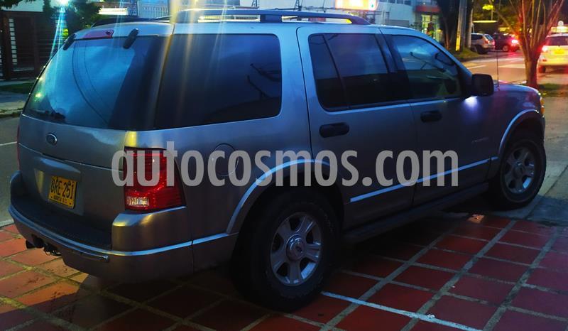 Ford Explorer XLT 4 Ptas.Autom. usado (2005) color Gris precio $25.000.000