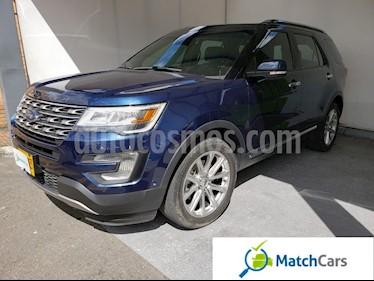 Foto Ford Explorer Limited 4x4  usado (2017) color Azul precio $104.990.000
