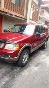 Foto venta Auto usado Ford Explorer Eddie Bauer 4x4 4.0L  (2003) color Rojo precio $78,000