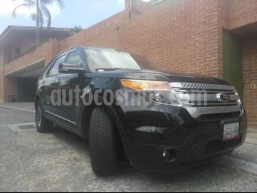 Foto venta carro usado Ford Explorer Limited 4.6L Aut (2014) color Negro precio BoF26.500