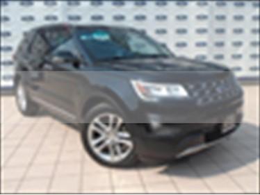 Foto venta Auto usado Ford Explorer LIMITED 4WD V6/3.5 AUT (2016) color Negro precio $455,000