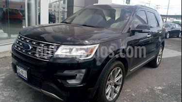 Foto venta Auto usado Ford Explorer Limited 4x2 3.6L  (2017) color Negro precio $492,000