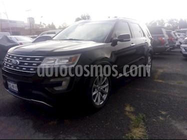 Foto venta Auto usado Ford Explorer Limited 4x2 3.6L  (2017) color Negro precio $520,000