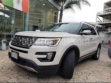 Foto venta Auto usado Ford Explorer Limited 4x4 3.6L  (2016) color Blanco precio $425,000