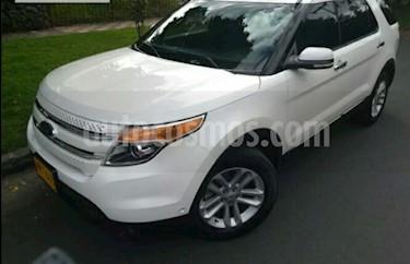 Foto venta Carro usado Ford Explorer Limited 4x4  (2014) color Blanco Platinado precio $79.900.000
