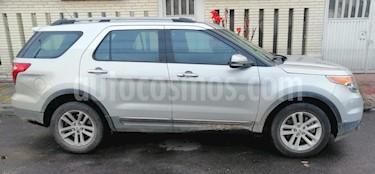 Ford Explorer Limited 4x4  usado (2014) color Plata precio $95.000.000