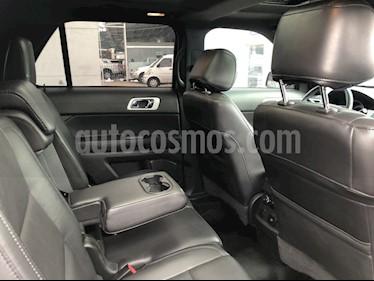 Ford Explorer Limited 4x4  usado (2015) color Gris precio $55.000.000