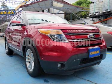 Foto venta Carro usado Ford Explorer Limited 4x4  (2014) color Rojo precio $80.900.000