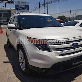 Foto venta Auto usado Ford Explorer Limited 4x4  (2012) color Blanco precio $300,000