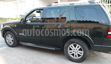 Foto venta carro usado Ford Explorer Limited 4x4 (2011) color Verde precio u$s6.000