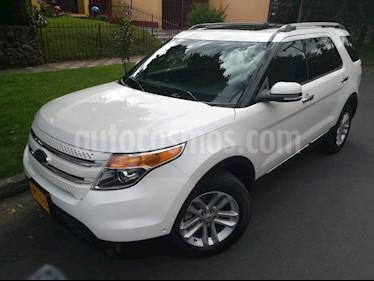 Foto venta Carro Usado Ford Explorer Limited Aut (2014) color Blanco precio $81.500.000