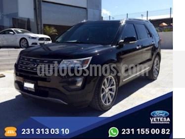 Foto venta Auto Seminuevo Ford Explorer Limited FWD (2016) precio $399,000
