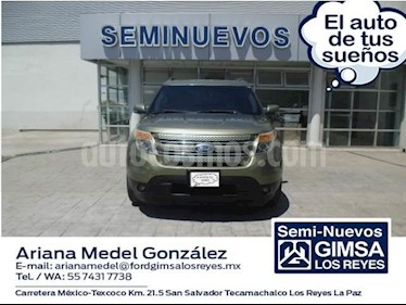 Foto venta Auto usado Ford Explorer Limited FWD (2012) precio $260,000
