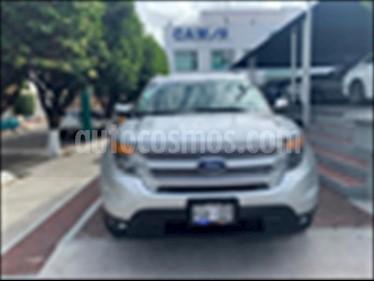 Foto Ford Explorer LIMITED V6 usado (2014) color Plata precio $329,900