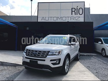 foto Ford Explorer Limited usado (2016) color Blanco precio $429,000