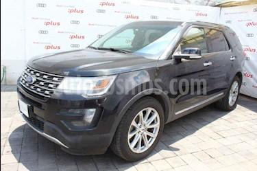 Foto venta Auto usado Ford Explorer Limited  (2016) color Negro precio $415,000