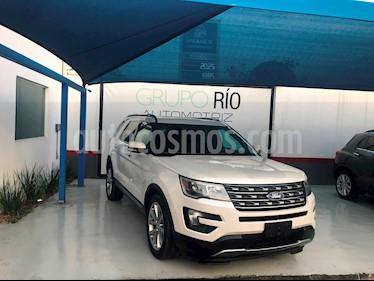 Foto venta Auto usado Ford Explorer Limited (2016) color Blanco precio $469,000