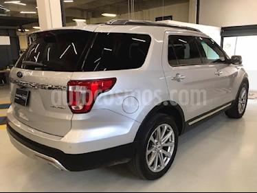 Foto venta Auto Seminuevo Ford Explorer Limited  (2016) color Plata precio $450,000