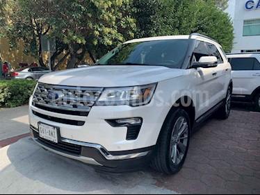 Foto venta Auto usado Ford Explorer Limited  (2018) color Blanco precio $619,000