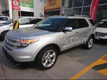 Foto venta Auto Seminuevo Ford Explorer Limited  (2013) color Gris precio $330,000