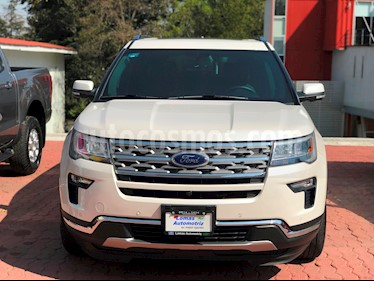 Foto Ford Explorer Limited nuevo color Blanco Platinado precio $799,700