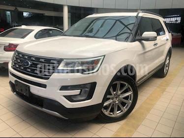 Foto venta Auto usado Ford Explorer Limited  (2017) color Blanco precio $520,000